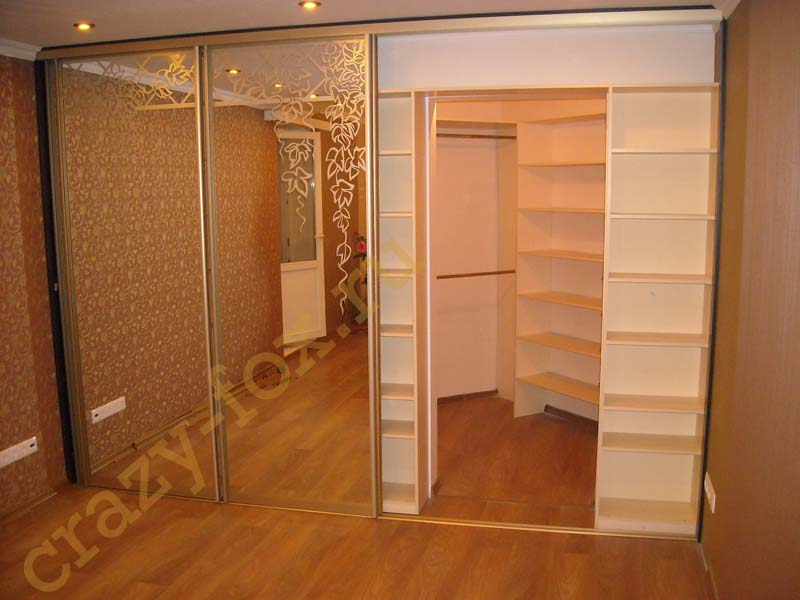 Как сделать двери для гардеробной своими руками 27