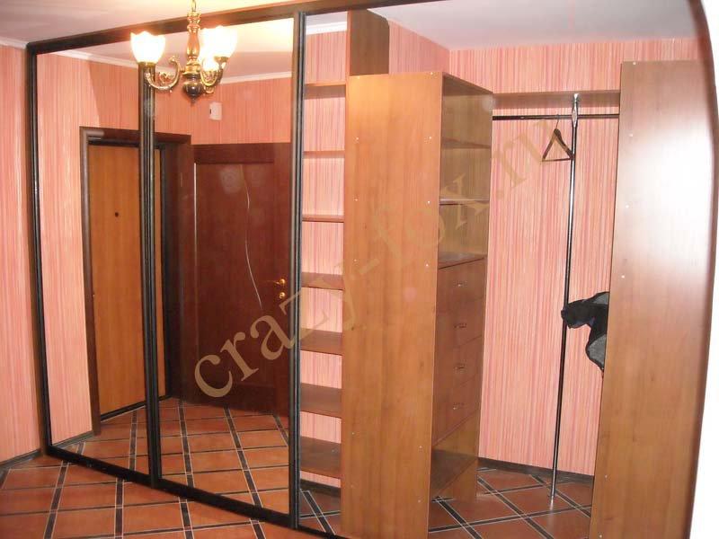 Шкафы купе - шкафы купе на заказ, встроенные шкафы купе, меб.